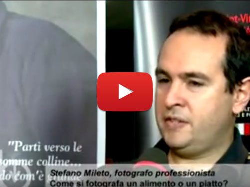 INTERVISTA STEFANO MILETO