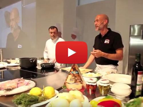 filmato Giammarco Tognazzi e Fabio Campoli