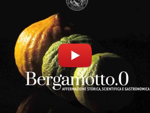 Video dimostrativo del libro Bergamotto.0, affermazione storica, scientifica e gastronomica